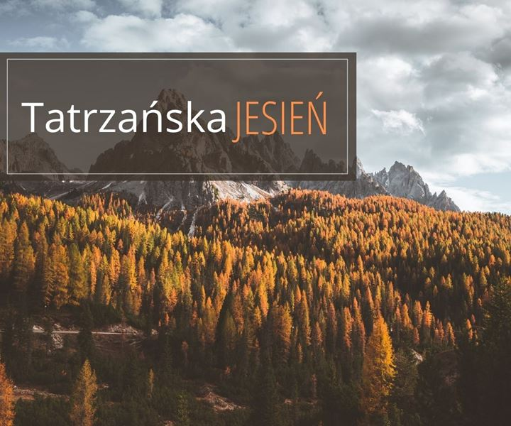 Tatrzansja jesien